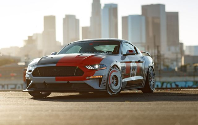 MoneyLion's Latest Custom Mustang GT is here....and its awesome featured image