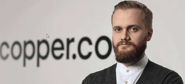 London based crypto custodian, Copper.co, raised $8m for global expansion featured image
