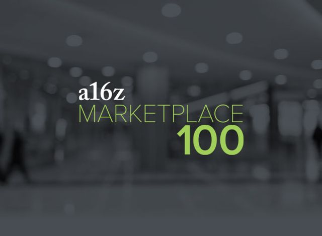 Raise named to the a16z marketplace 100 featured image
