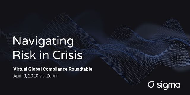 Navigating risk in crisis: virtual global compliance roundtable featured image
