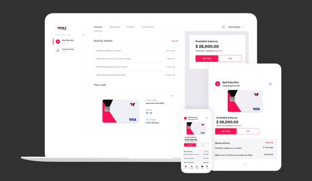 Wise locks down $5.7m to scale its challenger bank designed for small businesses featured image
