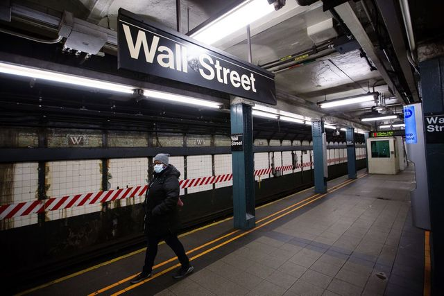 Wall Street Relief Tops Regulator's Agenda After Virus Response featured image