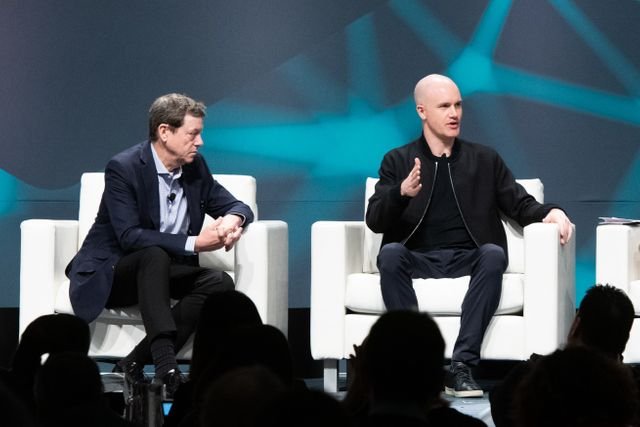 Coinbase plans first ever investor day amid IPO speculation featured image