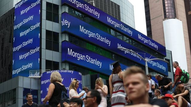 Morgan Stanley profits lifted by trading bonanza featured image