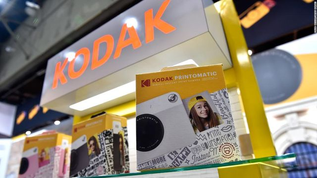 Kodak's stock rose so fast it tripped 20 circuit breakers in a single day featured image