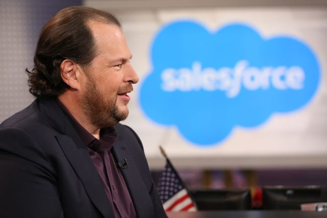 Salesforce, Amgen and Honeywell added to Dow in major shake-up to the average featured image