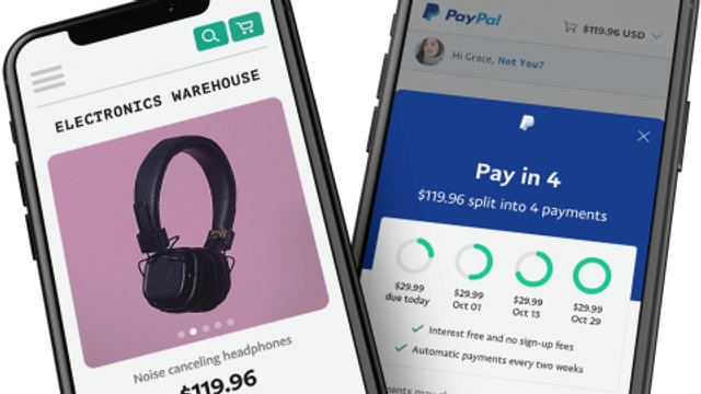 PayPal introduces interest-free buy-now-pay-later product featured image
