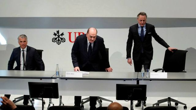 UBS chairman maps out Credit Suisse merger featured image