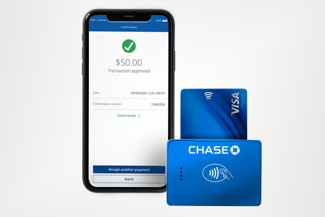 JPMorgan Chase takes on Square and PayPal with smartphone card reader, faster deposits for merchants featured image