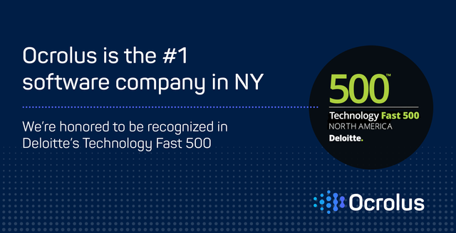 Ocrolus named #1 fastest-growing software company in New York on Deloitte's 2020 Technology Fast 500™ featured image
