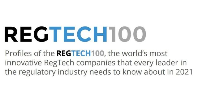 Sigma Ratings named to 'Regtech 100' marking its global excellence featured image