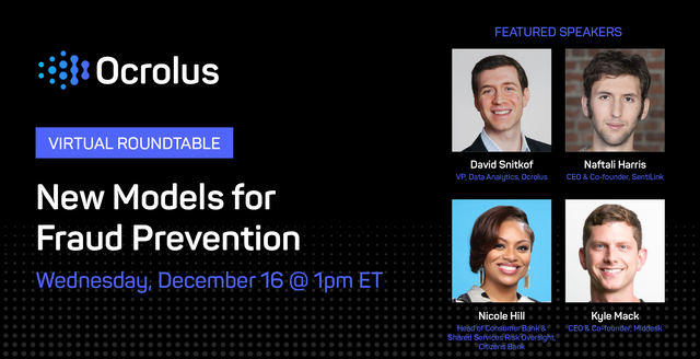 Ocrolus virtual roundtable: New models for fraud prevention featured image