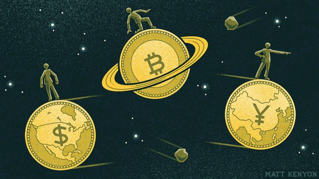 Bitcoin's rise reflects America's decline featured image