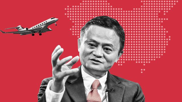 Jack Ma's private jet records show billionaire is down but not out featured image