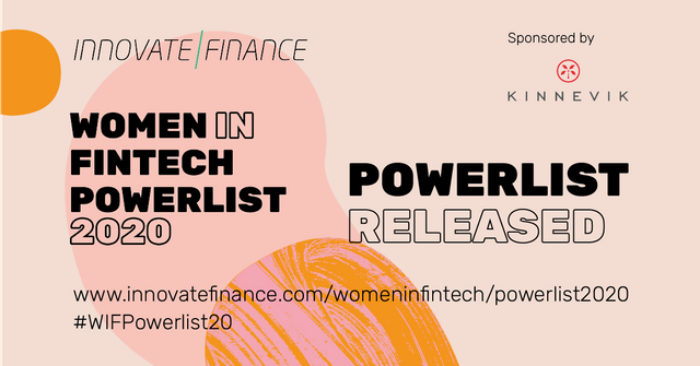 Gabrielle Haddad named to Women in FinTech Powerlist 2020 featured image