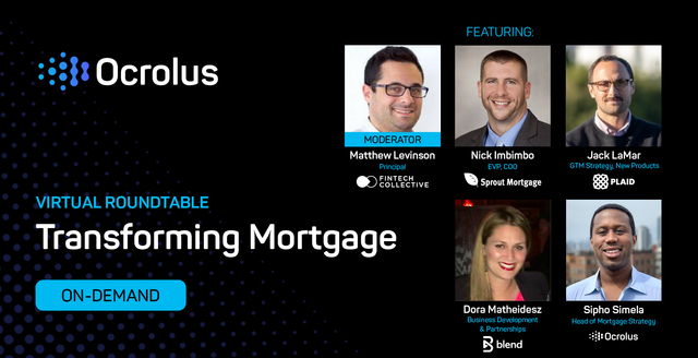 Virtual roundtable: Transforming mortgage featured image