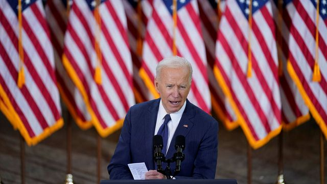 'A big and heavy lift': Biden plans infrastructure spending spree featured image