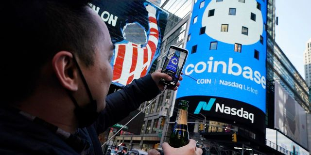 Coinbase fetches $85b valuation in market debut featured image