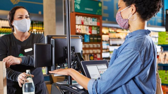 Amazon is bringing its Amazon One palm scanner to select Whole Foods as a payment option featured image