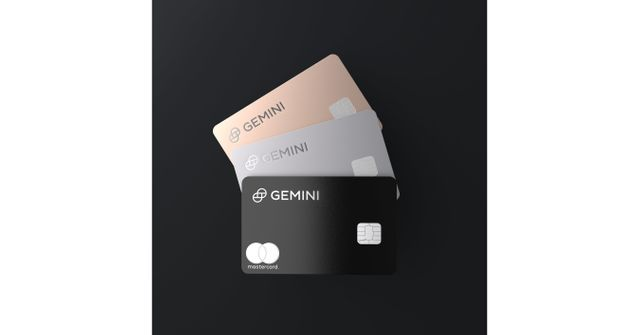 Gemini partners with Mastercard to launch new crypto rewards credit card this summer featured image