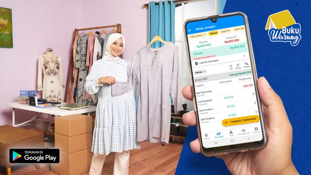 BukuWarung, a fintech for Indonesian MSMEs, scores $60m Series A led by Valar and Goodwater featured image