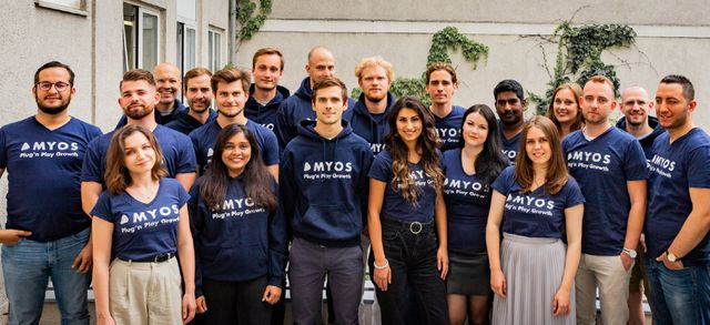 Berlin-based fintech startup Myos secures €25m for its AI-based lending platform featured image