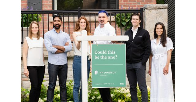 Properly raises $35m in Series B financing to transform the real estate experience in canada featured image