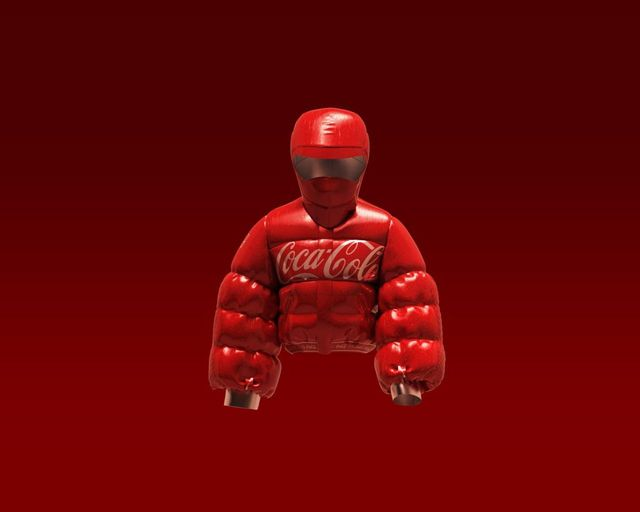 As Coca-Cola auctions its first NFT, more brands are entering the metaverse featured image