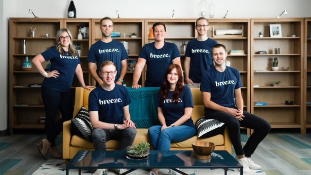 Breeze raises $10m in Series A funding featured image