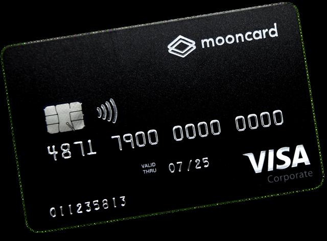Mooncard raises €20m in Series B funding featured image