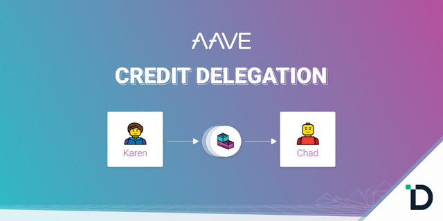 Aave unveils credit delegation for trusted undercollateralized loans featured image