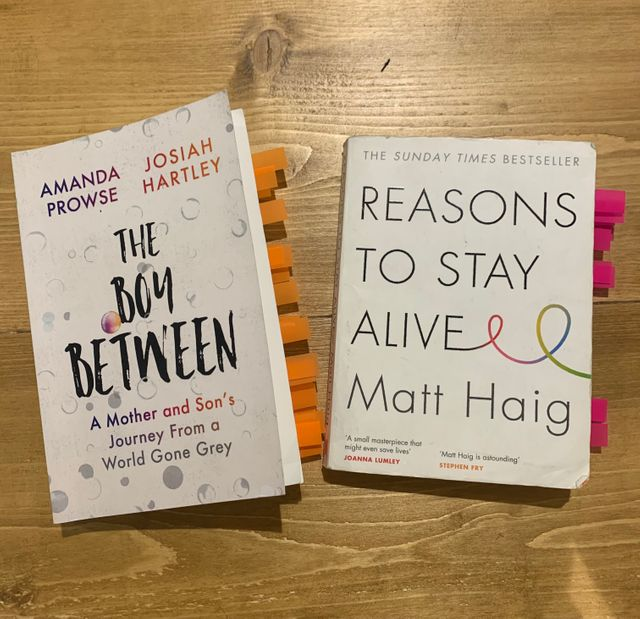 Understanding and caring for someone with depression - 2 books to read (there are certainly more) featured image
