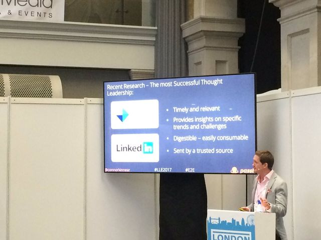 Edelman and LinkedIn on how to  Drive Business Growth with Thought Leadership featured image