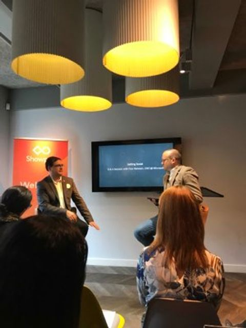 Faiz Rehan of Microsoft -  enabling your team to be confident & comfortable online featured image