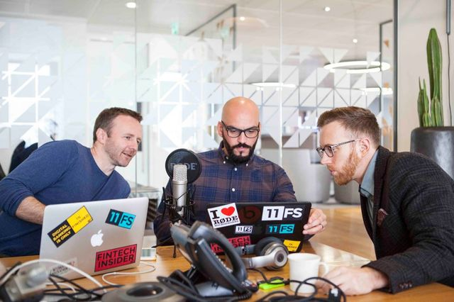 How to start a winning podcast, thoughts from David Brear of 11:FS featured image