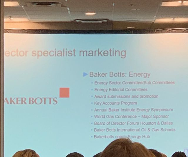 How to drive successful sector marketing - Baker Botts LLP and Acritas featured image