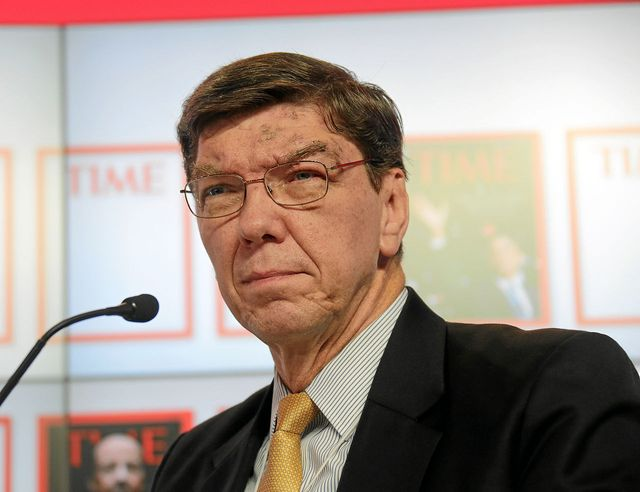 Clayton Christensen - how to enjoy business and life more featured image