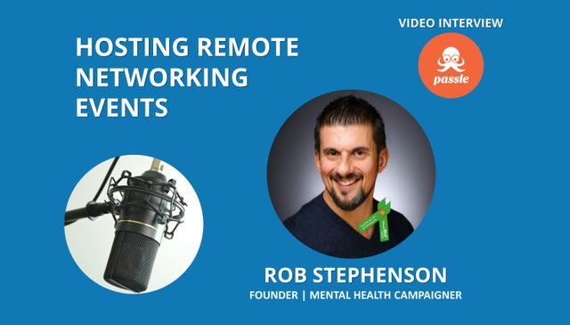 How to run a close to real virtual conference - a discussion with Rob Stephenson featured image