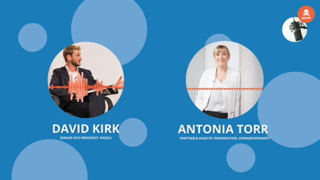 How to pivot law firm business development to digital - Podcast with Antonia Torr of Howard Kennedy featured image