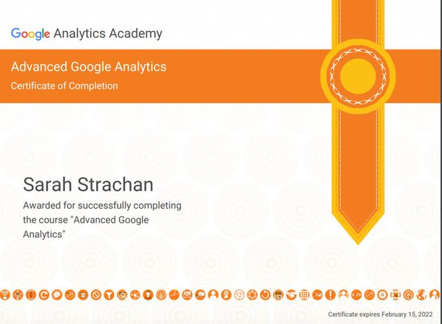 Advanced Google Analytics - My Experience featured image