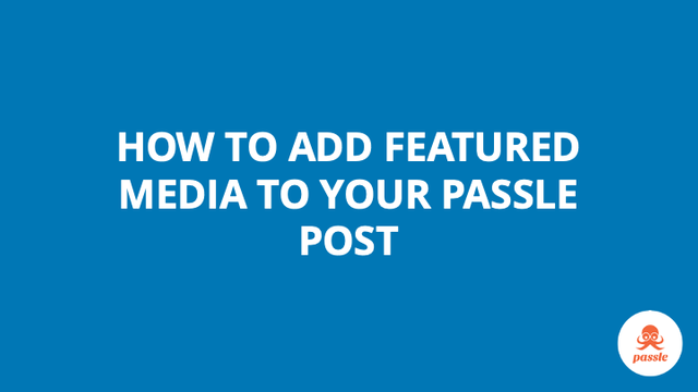How to add featured media to your post – Passle Knowledge Base featured image