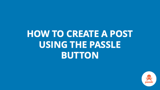 How to create a post using the Passle button – Passle Knowledge Base featured image