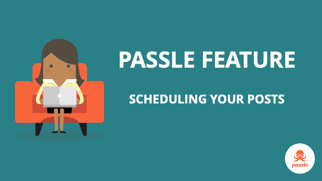 Feature: Scheduling a post for publishing featured image
