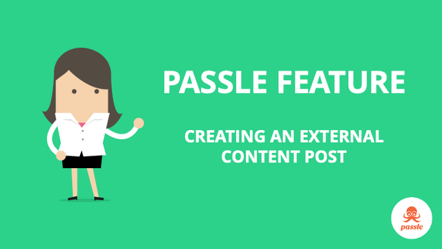 Feature: External content posts featured image