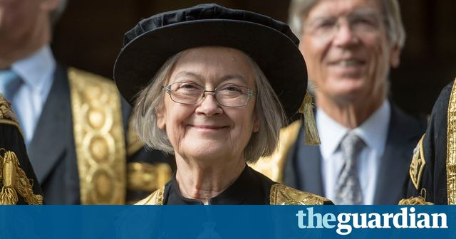 Brenda Hale sworn in as first female president of UK's supreme court featured image