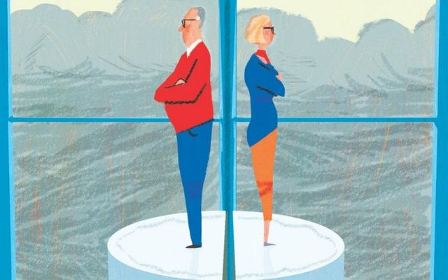 Retired and getting divorced: these are the  pitfalls you need to know about featured image