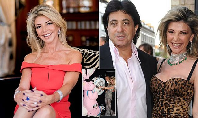 Multi-millionairess who claims settling for a fraction of the £125m she wanted from her ex is the best decision she ever made featured image