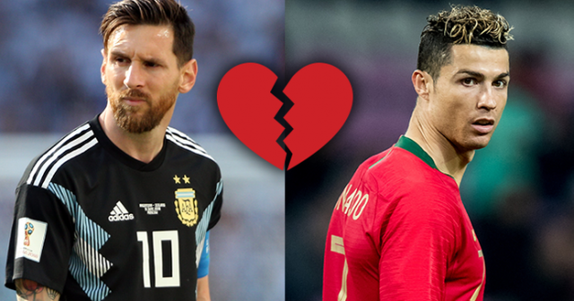 Ronaldo or Messi Debate Ends In Divorce For Russian Couple featured image