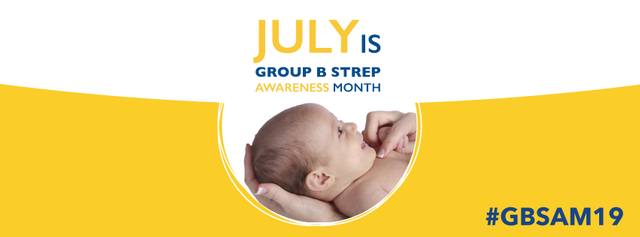 Group B Strep Awareness Month - July 2019 featured image