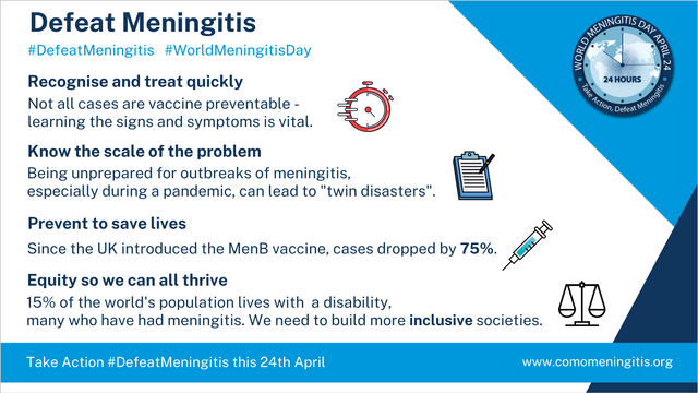 World Meningitis Day 2021 featured image
